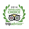 Trip Advisor's Traveler's Choice Award 2013